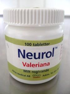 Neurol (valeriana tabletter)
